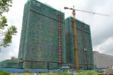 構築の建物のTopkitの電気タワークレーン
