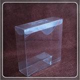 Caixa de plástico transparente personalizada