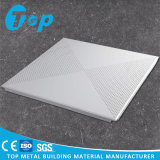 Fabrik 2017 angegebener perforierter Aluminiumclip in der quadratischen Decken-Fliese