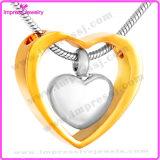 Il cuore poco costoso Ijd8078 in collana Pendant di cremazione dell'acciaio inossidabile del cuore 316L incenerisce il Locket di memoria dell'urna del Keepsake