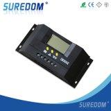 Controlador de inversor de bateria de painel solar 12V / 24V 30A