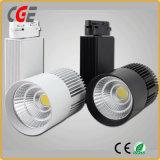 20W/30W LED luces de pista Lighst foco LED PAR28/PAR30 AC110V/220V