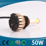 Heißer verkaufenIP68 6000k 36W hoher niedriger Scheinwerfer des Träger-Leistungs-Auto-H4 LED