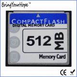 100X速度のコンパクトのフラッシュ512MBカリホルニウムのメモリ・カード(512MBカリホルニウム)