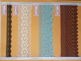Machine de tissage automatisée de lacet de fils de coton de jacquard