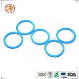 als Blauwe RubberO-ring van Silicone 568 met Rapport RoHS
