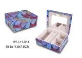 多彩で物質的なMediumnのサイズの宝石箱