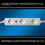 Brilho elevado 3PCS 1.5W do módulo da injeção SMD5730