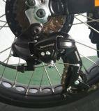 Pneu gordo de Italy de 20 polegadas que dobra a bicicleta elétrica