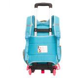 Zaino moderno del sacchetto di spalla dell'allievo del carrello di modo