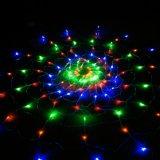 Nuovi indicatori luminosi esterni progettati della rete del ragno di natale della decorazione di Ce/RoHS