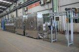 高速ギフトのリボンの連続的なDyeing&Finishing機械