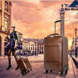 Entwerfer-Arbeitsweg-Gepäck-Beutel/Fall-Laufkatze-Gepäck mit 360 drehenrädern
