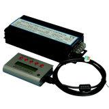 regolatore ibrido solare della carica dell'indicatore luminoso di via del vento di 12V 24V