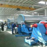 Воздуховод со спиральными машины для трубы вентиляции производственных решений