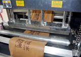 A máquina não tecida do saco para W-Cortou e U-Cortou o saco
