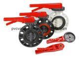 PVC 산업 벨브 DIN ANSI JIS 기준