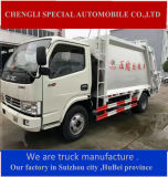 Dongfeng 4X4 Full Drive Compression Garbage Truck