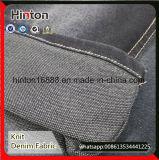 Tessuto francese caldo del denim del Knit del Terry del lato posteriore di vendite