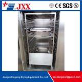 Legumbre de fruta del aire caliente del control automático y secadora del alimento