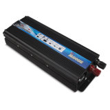 DC 24V к инвертору автомобиля трансформатора напряжения тока переходники USB AC 110V 2000W портативному