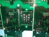 Placa tomada o partido do dobro normal do PWB 1.50-1.60mm densamente Soldermask verde