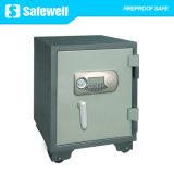 Safewell Yb-530ale-H rende incombustibile la cassaforte per il Ministero degli Interni