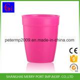 Чашки сока PP низкой цены напечатанные таможней Non-Disposable пластичные, чашки пластичные