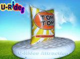 Prodotto di pubblicità gonfiabile delle patatine fritte