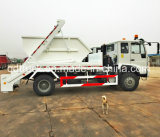 SINOTRUK Swing Arm Waste Truck, Swing Arm Chemise à ordures