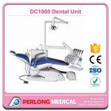 DC1000 Venta caliente eléctrica silla dental unidad