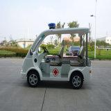 スポーツ・センターの使用のスマートな電気救急車