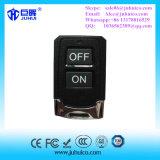 acesso do carro 433.92MHz e sistema de segurança de controle remoto com 3 teclas