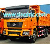 Shacman 6X4 340HP 저가 광업 쓰레기꾼 트럭