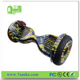 LED 빛을%s 가진 싸게 2개의 바퀴 전기 지능적인 스쿠터