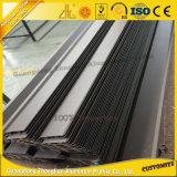 Het aangepaste Venster van het Aluminium van de Deuren van het Aluminium met het Frame van het Aluminium