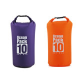 2017 New Lightweight Nylon Floating Ocean Pack impermeável Dry Bag