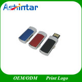 Mini mecanismo impulsor de vaivén del flash del USB del metal de Pendrive del palillo del USB