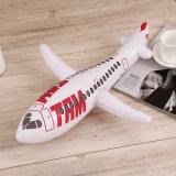 Avión de juguete inflable del plano de aire de la promoción de la empresa