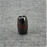 CNC de Hoge Precisie CNC die van de Fabrikant Delen met Rode Geanodiseerde Kleur machinaal bewerken