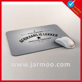 Tapete de rato impresso em silicone para promoção do escritório