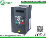 Regulador solo y trifásico de la velocidad 0.4kw-3.7kw, regulador del motor