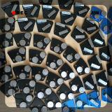 Piso de concreto trapezóide Diamond Rangidos Equipamento