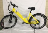 700c City Electric Bike with Basket