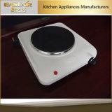 Piastra riscaldante solida elettrica Es-3105 Cooktop elettrico di approvazione di RoHS del Ce