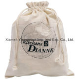 Fördernder kurzer Griff-mehrfachverwendbarer 100% natürlicher Baumwollsegeltuchtote-Beutel