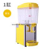 Refroidisseur froid et chaud électrique commercial de distributeur de boisson de jus de fruits