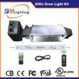 2017 el lastre electrónico hidropónico de la Ebm-Iluminación 630W CMH Digitaces y crece los kits ligeros del reflector para los kits del hidrocultivo