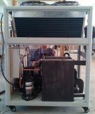 Modulare 2 Tonnen-Luft abgekühlter Rolle-Wasser-Kühler mit konkurrenzfähigem Preis