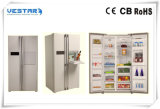 De dubbele Ijskast Van uitstekende kwaliteit die van de Deur voor Verkoop van China wordt gebruikt